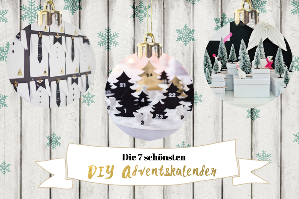 die 7 sch nsten diy adventskalender aus der deutschen bloggerwelt. Black Bedroom Furniture Sets. Home Design Ideas