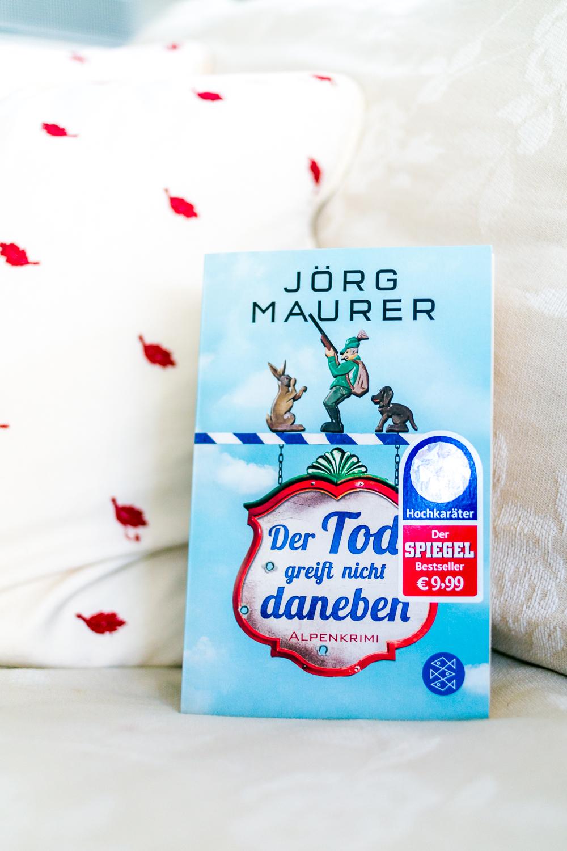 Der Tod greift nicht daneben Jörg Maurer