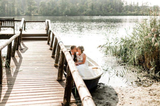 Hochzeitslocations am See in Brandenburg