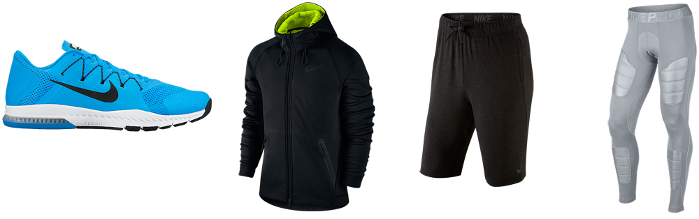 Nike Trainingsoutfit Mann