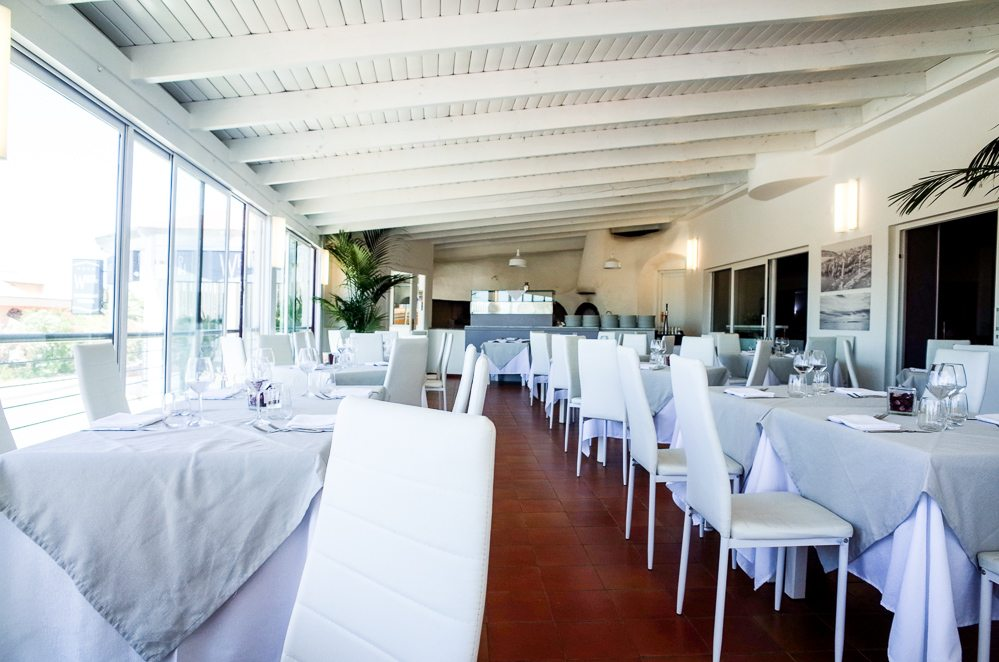 White Restaurant Lu Bagnu PH Hotels