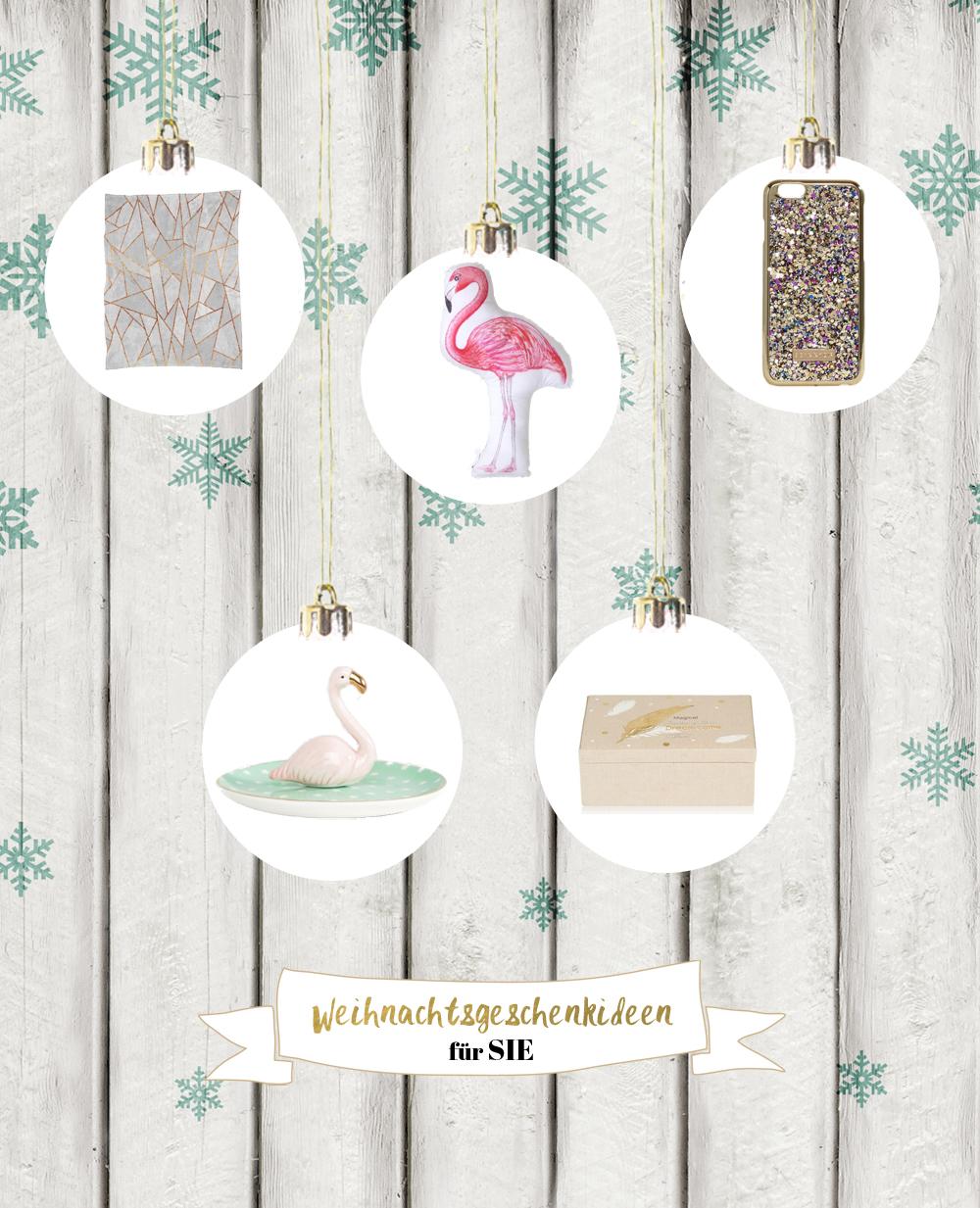 Weihnachtsgeschenkideen für sie
