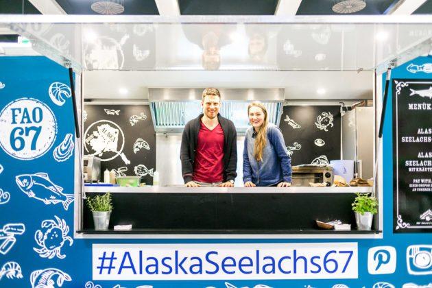 Alaska Seelachs aus dem Fanggebiet FAO 67