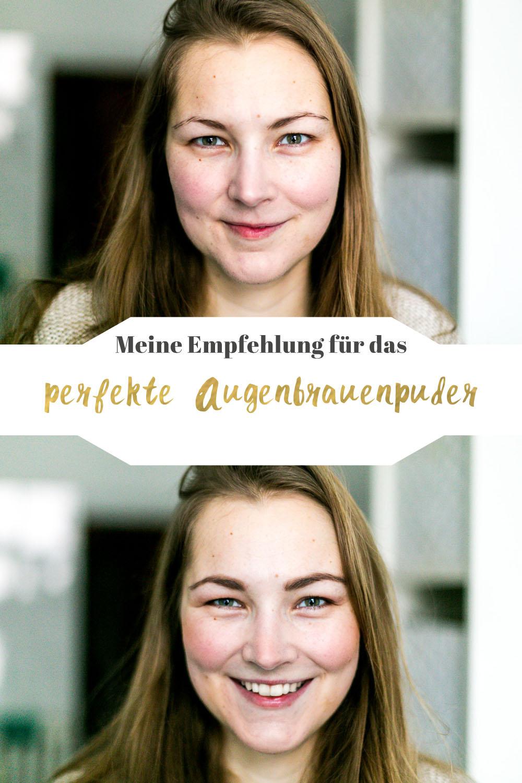 Augenbrauenpuder Empfehlung essence Augenbrauenset eyebrow stylist von DM