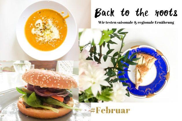 saisonal ernähren Februar