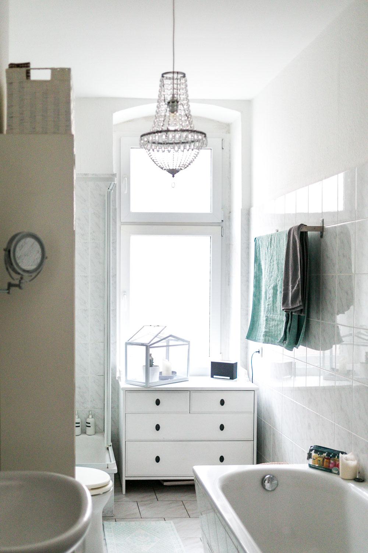 Stauraum für ein kleines Badezimmer – Wir zeigen euch unser neues Bad - The Kaisers