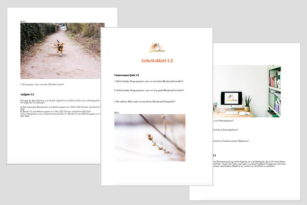Fotografie Onlinekurs für Frauen