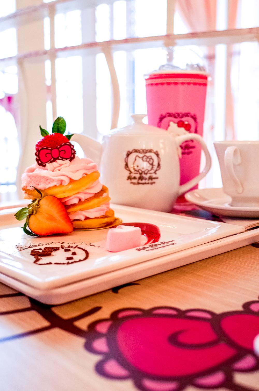 Bangkok Hello Kitty Café