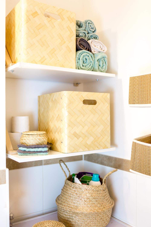 stauraum f r ein kleines badezimmer wir zeigen euch unser neues bad the kaisers. Black Bedroom Furniture Sets. Home Design Ideas