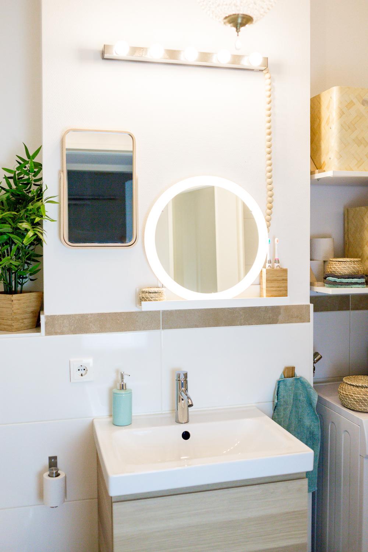 Stauraum Für Kleine Badezimmer IKEA Bad Spiegel
