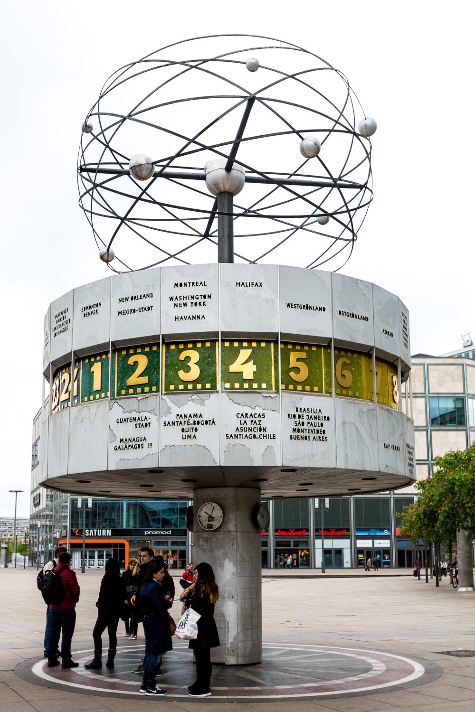DDR Stadtführung durch Ostberlin