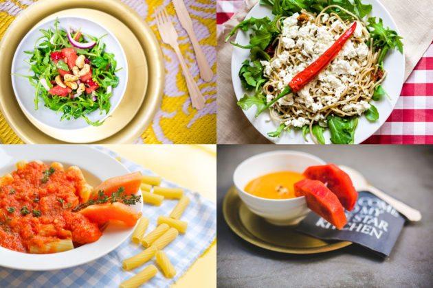 6 Rezepte für heiße Sommertage