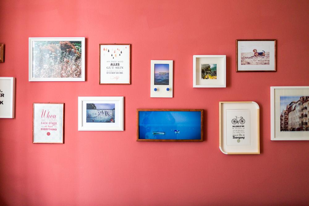 Schöner Wohnen Farbe Architects Finest Test Koralle Wohnzimmer