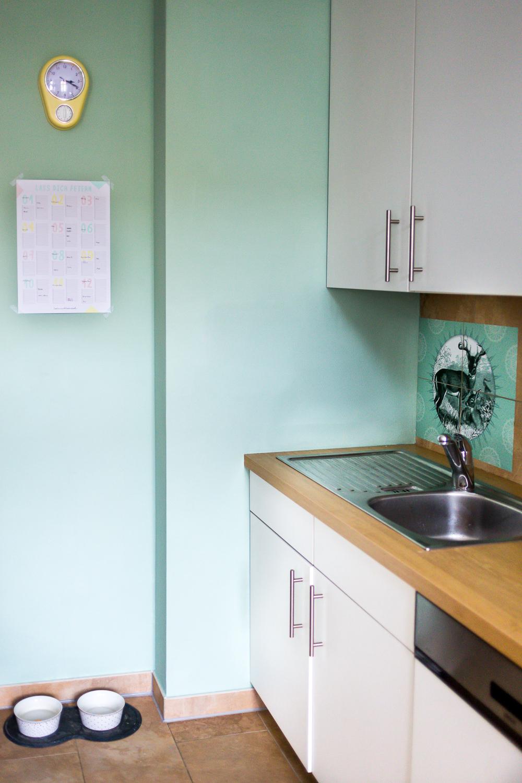 Schöner Wohnen Farbe Architects Finest Test Soho Mintgrün Küche