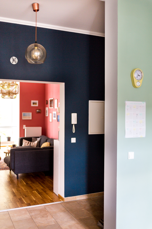 Projekt Traumwohnung 2 0 Endlich Farbe An Den Wanden Mit Schoner