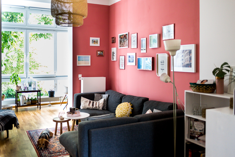 Projekt Traumwohnung 2.0 – Endlich Farbe an den Wänden mit ...