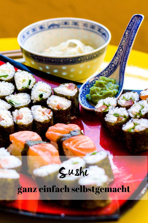 Maki Sushi selber machen