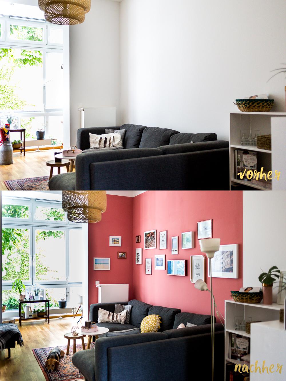 projekt traumwohnung 2.0 ? endlich farbe an den wänden mit schÖner ... - Schöner Wohnen Farben Wohnzimmer