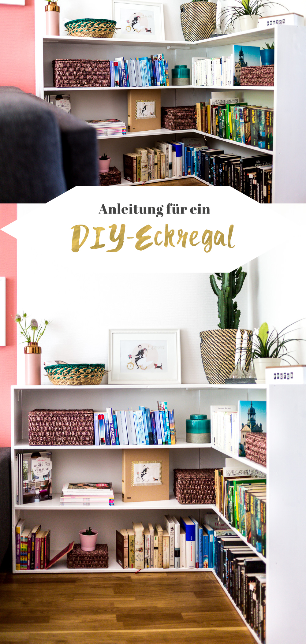 diy hier meine pers nliche bauanleitung f r ein eckregal. Black Bedroom Furniture Sets. Home Design Ideas
