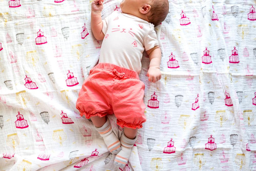 Die erste Woche nach der Geburt