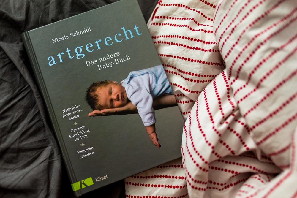 artgerecht Babybuch Nicola Schmidt