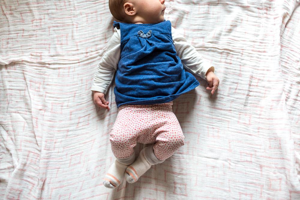 Erster Monat mit Baby