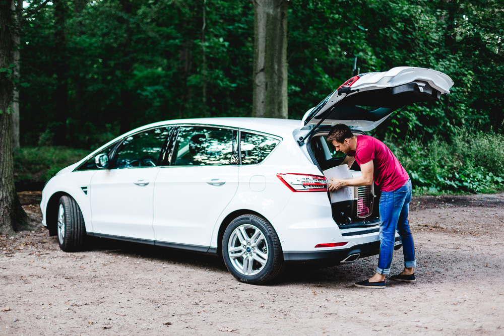 Ford S-Max getestet
