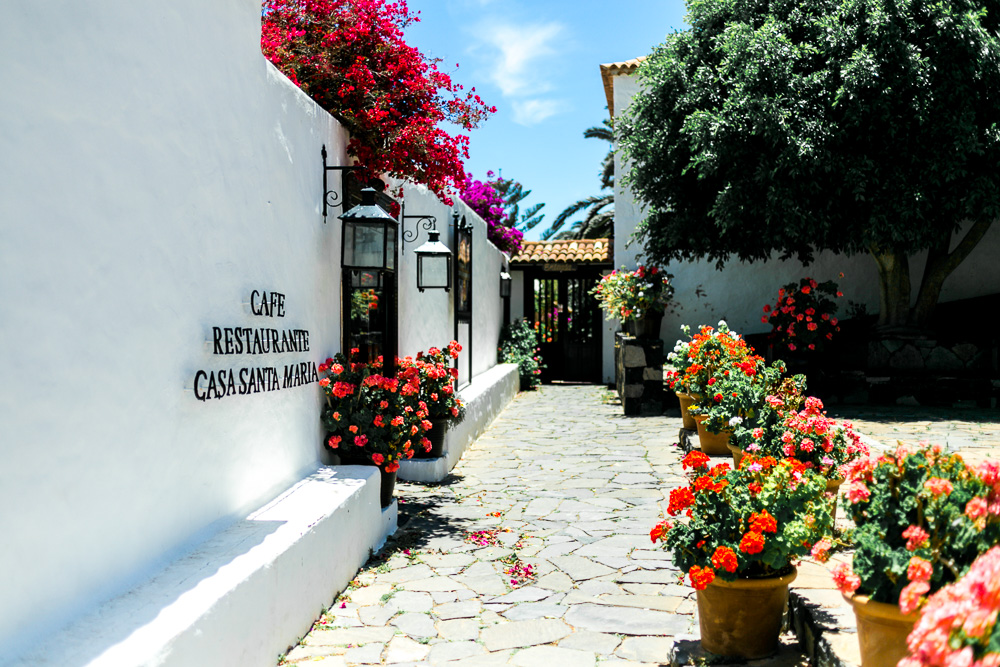 Fuerteventura Inselrundfahrt mit dem Mietwagen Betancuria