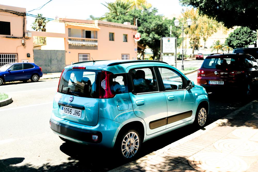 Fuerteventura Inselrundfahrt mit dem Mietwagen Pajara