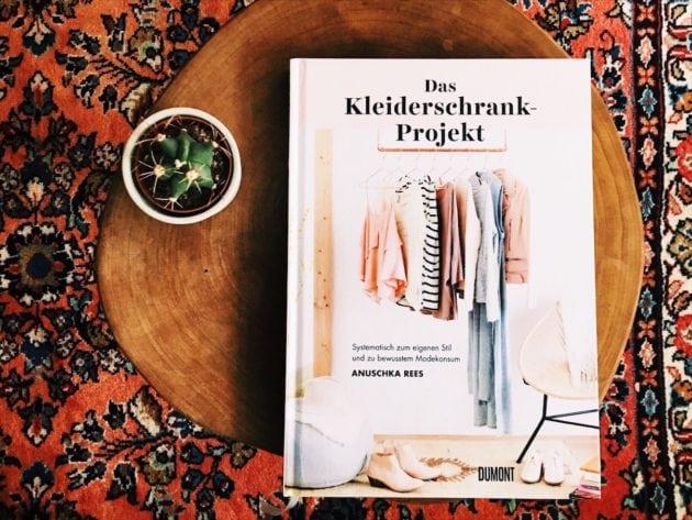 Das Kleiderschrankprojekt Anuschka Rees Selbstversuch