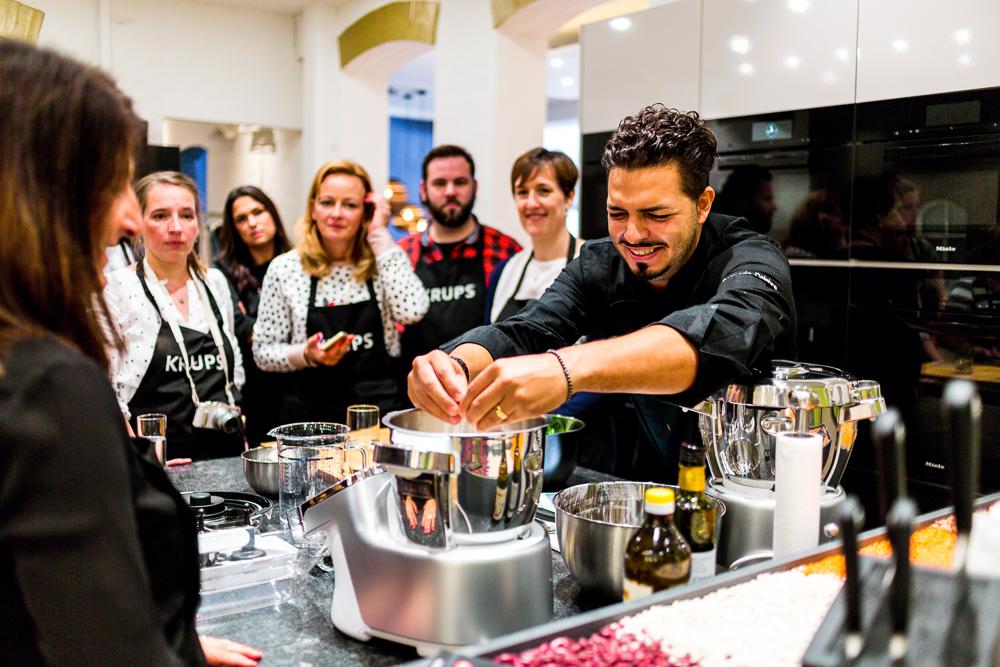 Krups i-Prep&Cook Gourmet XL