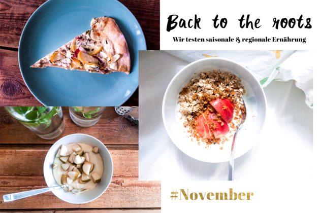 Saisonal ernähren im November