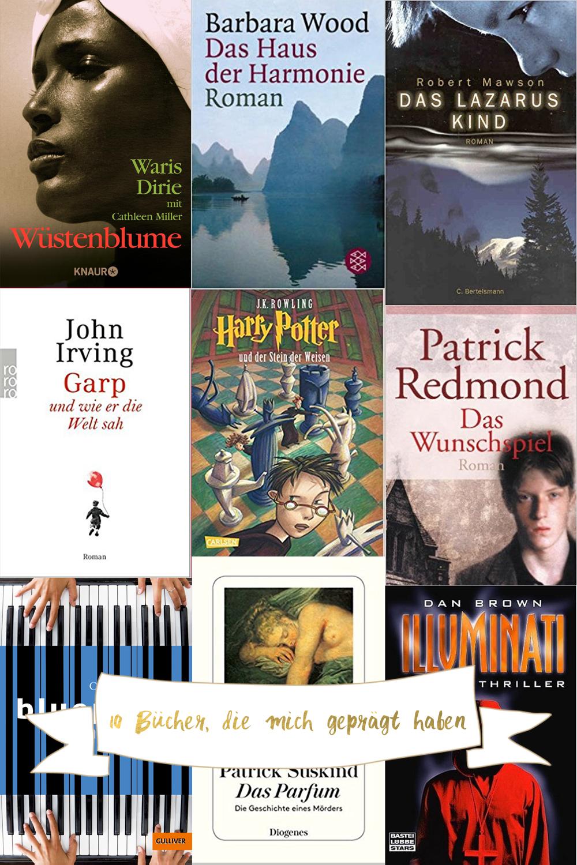 Bücher die mich geprägt haben