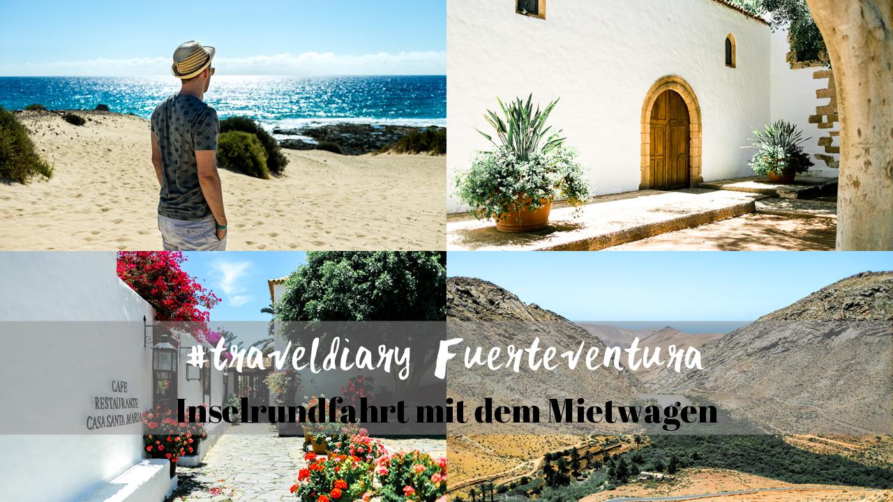 Fuerteventura Inselrundfahrt mit dem Mietwagen Video