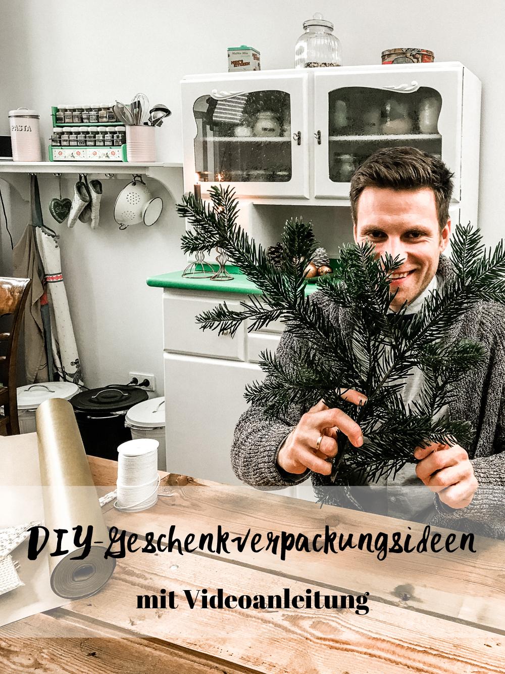 DIY Geschenk-Verpackungsideen