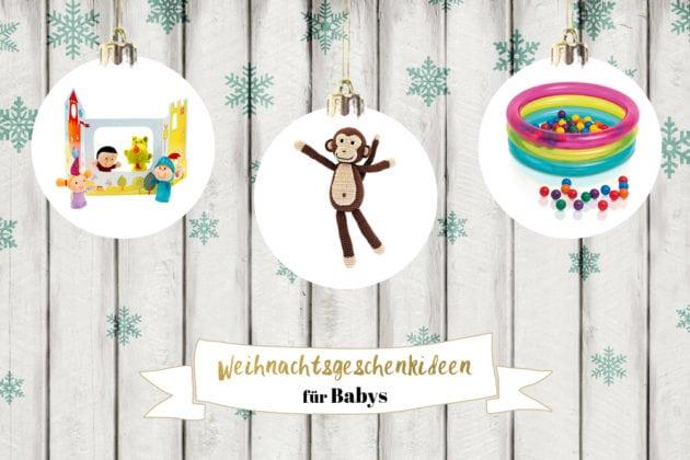 Was schenkt ihr eurem Baby zu seinem ersten Weihnachten Weihnachtsgeschenkideen für Babys