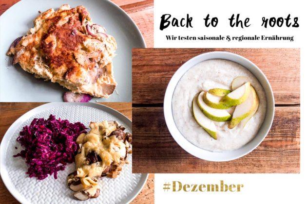 saisonal ernähren Dezember