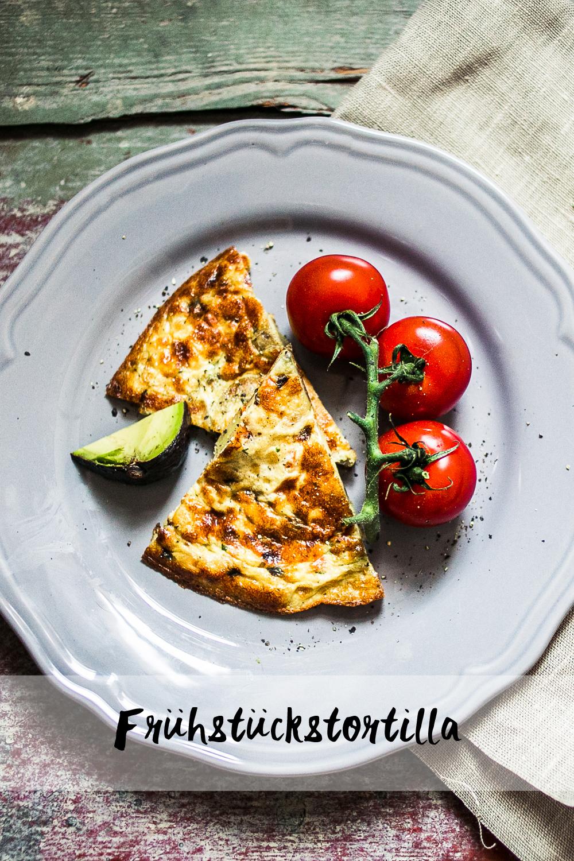 Frühstückstortilla Rezept