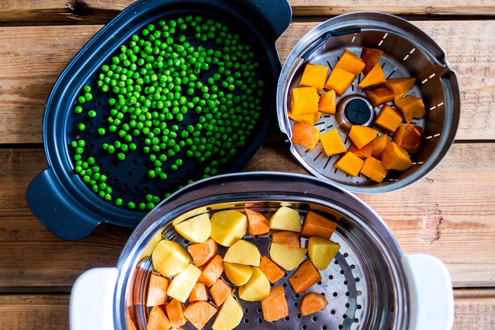 Beikosteinführung mit der Krups i-Prep&Cook Gourmet XL
