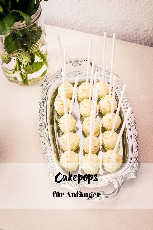 Cakepops für Anfänger