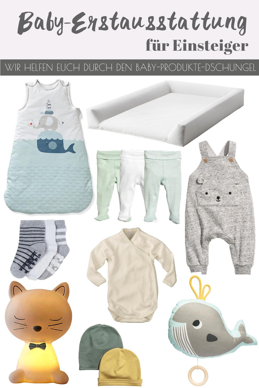 baby erstausstattung f r einsteiger von eltern f r eltern. Black Bedroom Furniture Sets. Home Design Ideas
