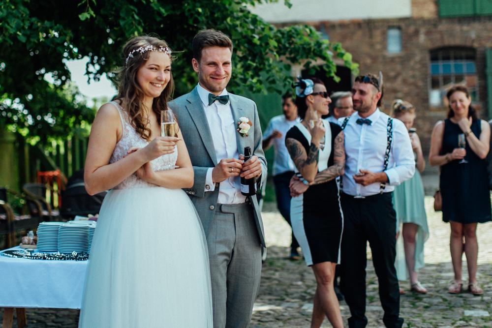 Bier statt Sekt 12 Tipps, um die Hochzeit persönlich zu gestalten