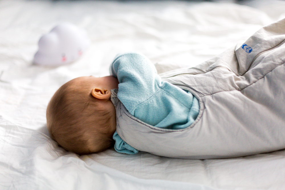 Pampers Baby Dry Einschlafen Rituale