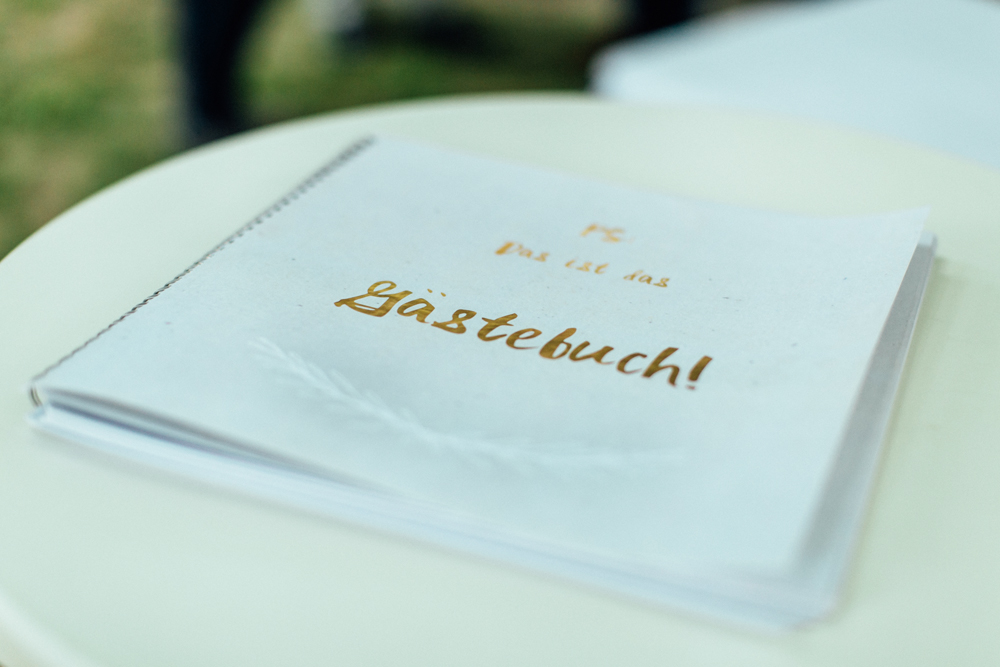 Personalisiertes Gästebuch Hochzeit 12 Tipps, um die Hochzeit persönlich zu gestalten
