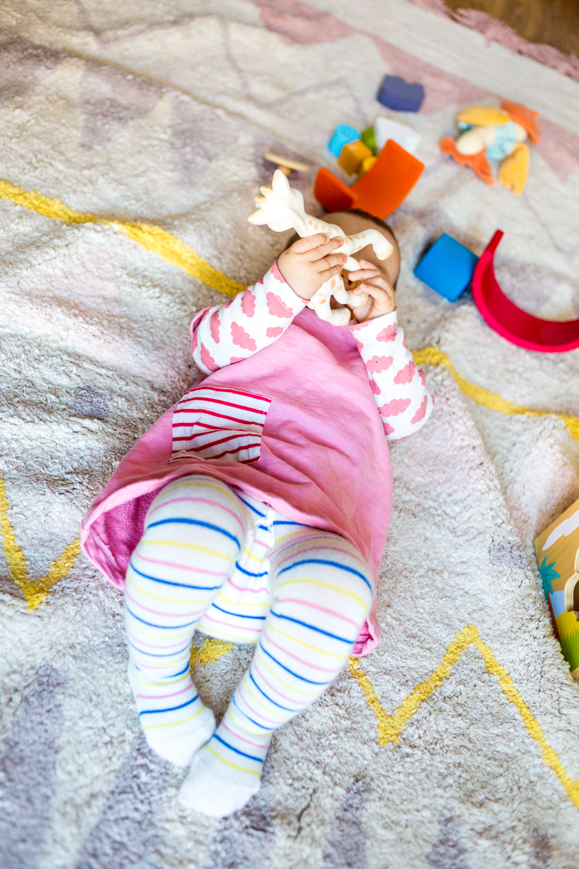 Babyupdate 8 Monate