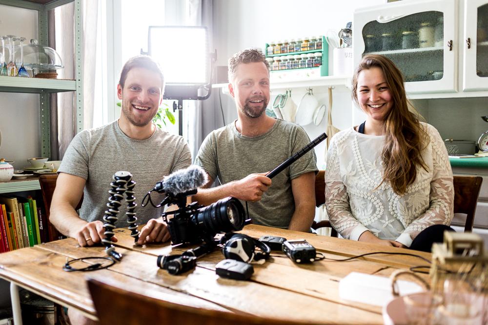 Christian Morgenstern Videograf Potsdam Videos drehen wie ein Profi