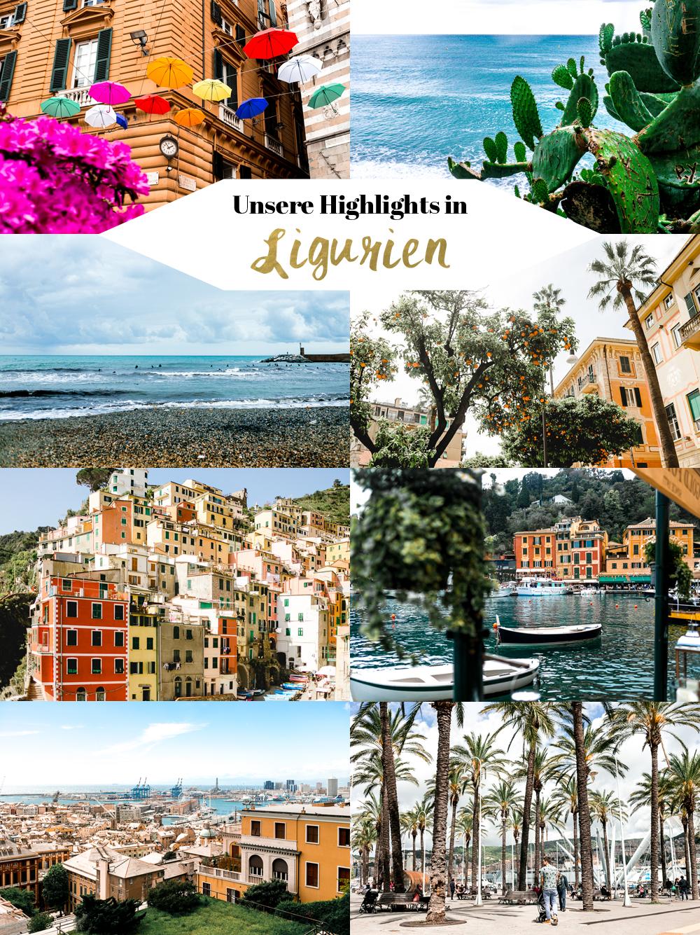 Eine Woche in Ligurien – Ligurien Tipps