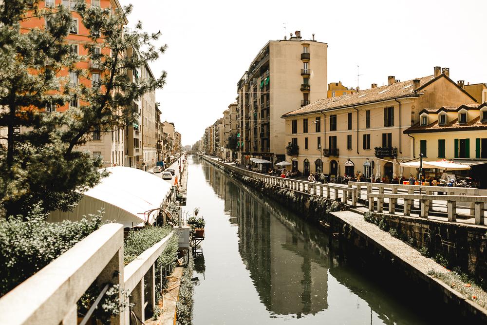 Mailand Tipps – Eine Woche in Ligurien Navigli