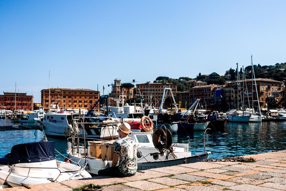 Santa Margherita Ligure Eine Woche in Ligurien