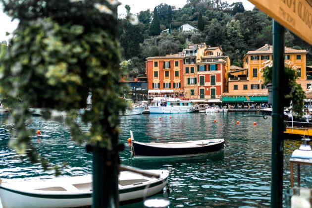 Eine Woche in Ligurien Portofino